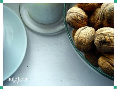 Nuts ready