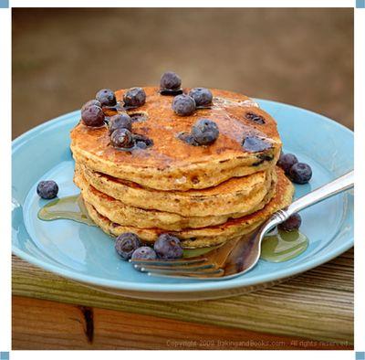 Blub pancake